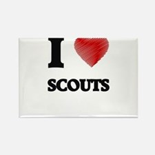 I love Scouts Magnets