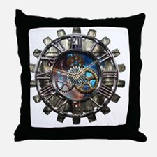 Cute Roman numbers Throw Pillow