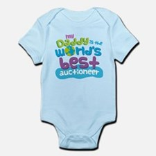 Auctioneer Gifts For Kids Onesie