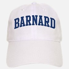 BARNARD design (blue) Baseball Baseball Cap