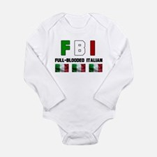 Full-Blooded Italian Body Suit