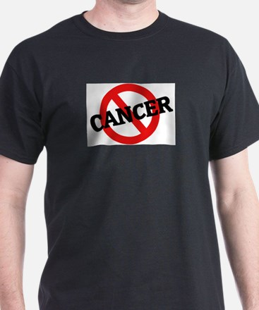 Anti Cancer Ash Grey T-Shirt