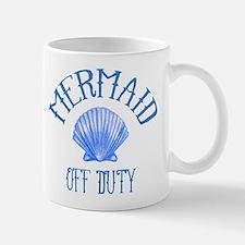 Mermaid Off Duty Mugs
