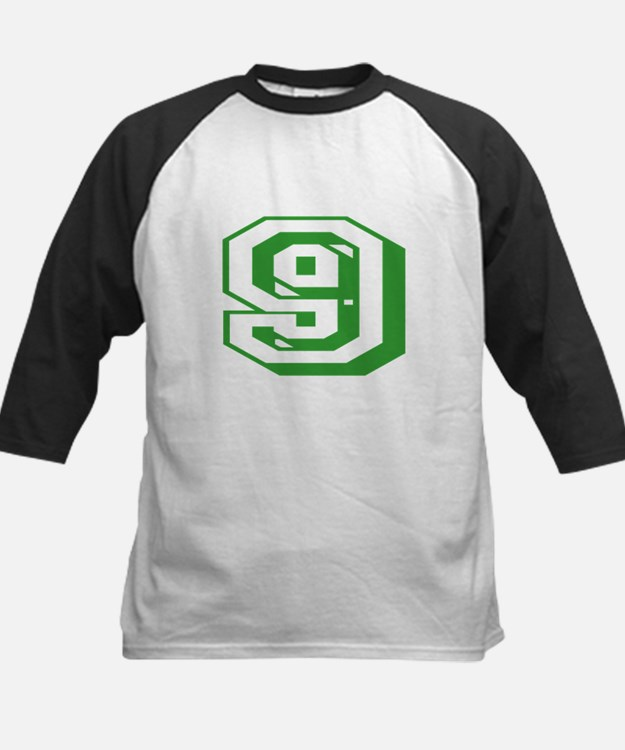 9 Green Birthday Tee