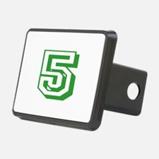 5 Green Birthday Hitch Cover