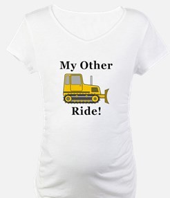 Bulldozer My Other Ride Shirt