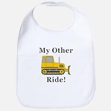 Bulldozer My Other Ride Bib