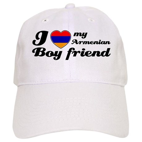 I love my Armenian Boyfriend Cap