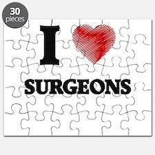 I love Surgeons Puzzle