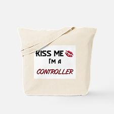 Kiss Me I'm a CONTROL ENGINEER Tote Bag
