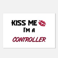 Kiss Me I'm a CONTROL ENGINEER Postcards (Package