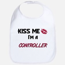 Kiss Me I'm a CONTROL ENGINEER Bib