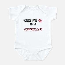 Kiss Me I'm a CONTROL ENGINEER Infant Bodysuit