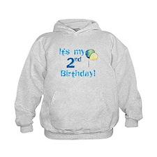 It's My 2nd Birthday Hoodie