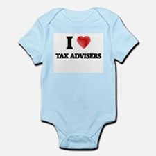 I love Tax Advisers Body Suit