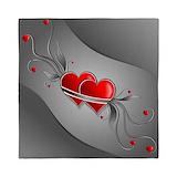 Hearts Queen Duvet Covers