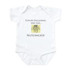 Unique Ballerina Infant Bodysuit