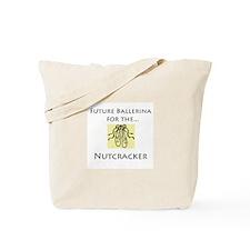 Future Nutcracker Ballerina Tote Bag