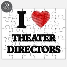 I love Theater Directors Puzzle