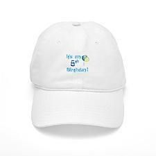 It's My 5th Birthday Baseball Cap
