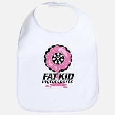 Fat Kid Motorsports Pink Tire Donut Bib