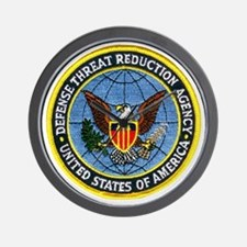 Threat Reduction Agency Wall Clock