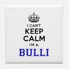 Bulli I cant keeep calm Tile Coaster