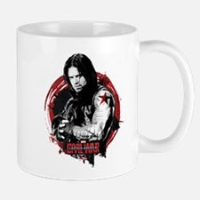 The Winter Soldier Red Circle - Captain Mug