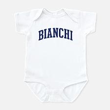 BIANCHI design (blue) Infant Bodysuit