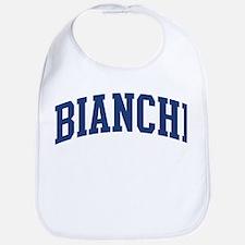 BIANCHI design (blue) Bib