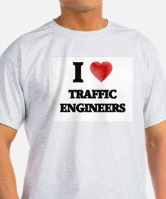 I love Traffic Engineers T-Shirt