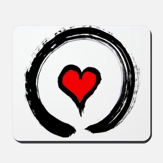 Zen Love Mousepad