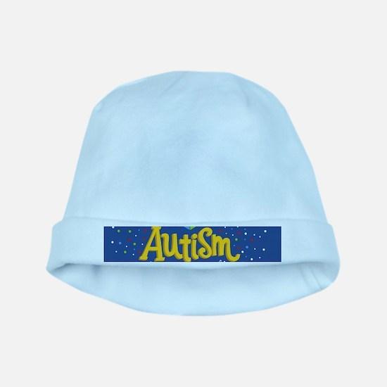 autism awareness month baby hat