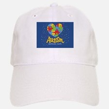 autism awareness month Baseball Baseball Cap