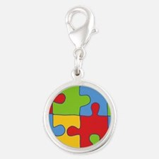 autism awareness month Charms