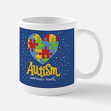autism awareness month Mugs