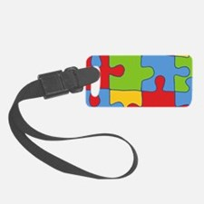 autism awareness month Luggage Tag