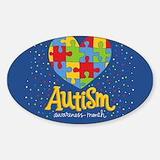 autism awareness month Decal