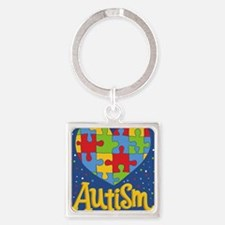 autism awareness month Keychains