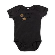 Unique Victorian cat cats vintage kitten kittens Baby Bodysuit
