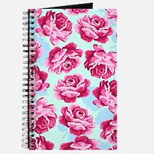 Cute Turquoise wedding Journal