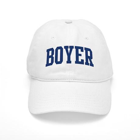 BOYER design (blue) Cap