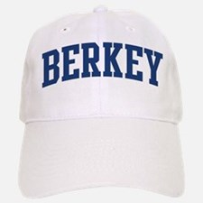 BERKEY design (blue) Baseball Baseball Cap
