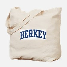 BERKEY design (blue) Tote Bag