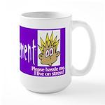 Stress Management Large Mug