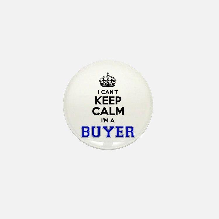 Buyer I cant keeep calm Mini Button