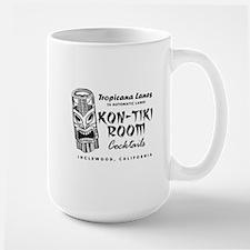 Inglewood CALIFORNIA, Kon-Tiki Lounge Mugs