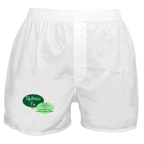 Fully Attached Pop Boxer Shorts