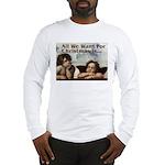 Raphael Christmas Long Sleeve T-Shirt
