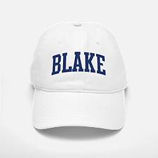 BLAKE design (blue) Baseball Baseball Cap
